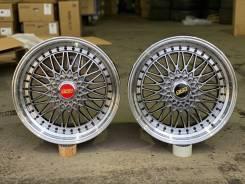 Новые диски BBS R18 5-112 для VW Golf Volkswagen