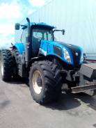 New Holland T8.330, 2012