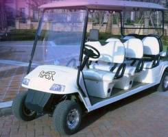 Продаётся электромобиль (гольфкар)