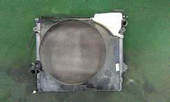 Радиатор основной Toyota Hilux SURF, RZN215, 3RZFE, 023-0023813, передний