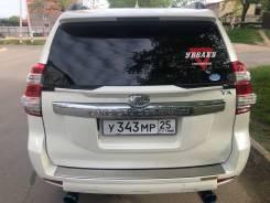 Спойлер Toyota Prado 150 2009-2020 (Khann)