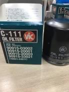 Фильтр масляный VIC (C111)-Япония