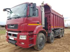 КамАЗ 65801-J5, 2019