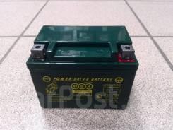 Мото аккумулятор WBR 12-4 YTX4L (YT4L-BS, YB4L-A, YB4L-B) AGM