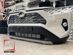 Бампер передний в сборе Toyota RAV4 / 2020г Оригинал