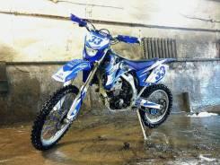 Yamaha WR 450F, 2008