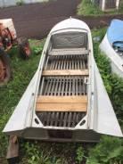 Продам моторную лодку казанка м