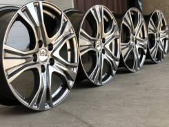 Шикарные диски на Nissan Toyota 17 5*114.3 новые гарантия