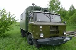 ГАЗ 66, 1974