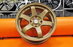 Комплект новых литых дисков Sakura Wheels 6003 R16