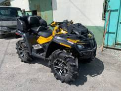 BRP Can-Am Outlander 800 X MR, 2011