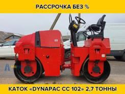 Dynapac CC102, 2006