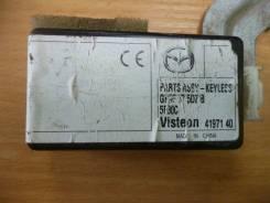 Блок электронный Mazda 6 (GG) 2002-2007 УПР-ИЯ Бесключевым Доступом