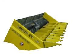 Жатка (Санмастер) для уборки подсолнечника и кукурузы.