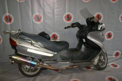 Мотоцикл Suzuki Skywave 650, 2003г, полностью в разбор