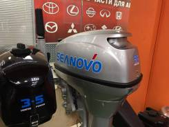 Кредит! Рассрочка! Лодочный мотор Seanovo T 9.9 BMS
