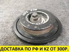 Контрактный шкив коленвала Toyota 1JZ/2JZ. Оригинал.