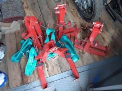Полностью комплект: траверса, стропы, захваты -38000руб