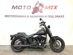 Harley-Davidson Cross Bones FLSTSB, 2008