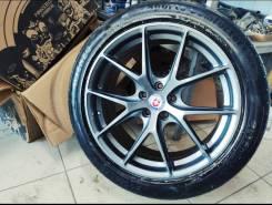 Колеса HRE Р19 с новой резиной Altenzo