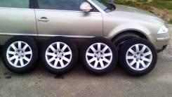 Колеса Диски Wellington оригинал VW Passat B5+ R15 5х112