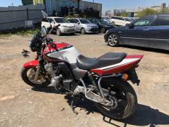 Honda CB 400SFV, 2016