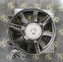 Вентилятор радиатора VAZ Lada Kalina 2004-2013