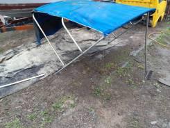 Продам тент с дугами кормовой на катер