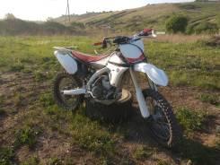 Yamaha YZ 450F, 2011