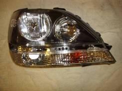 Фара правая черная Lexus RX300 MCU15 1997-2003