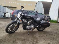 Harley-Davidson Sportster 1200, 2010