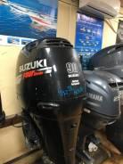 Продам лодочный мотор Suzuki 90 4x тактный .