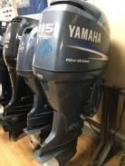 Продам лодочный мотор без пробега Yamaha 115 4x тактный .