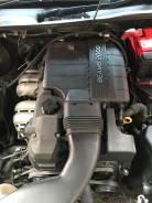 Двигатель Toyota 1G-FE Beams с коробкой