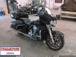 Harley-Davidson Ultra Limited Low FLHTKL, 2016