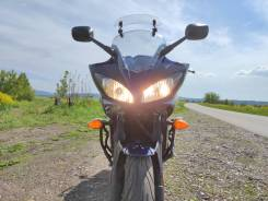 Yamaha FZ6, 2009
