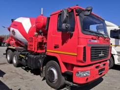 МАЗ 6312 бетоносмеситель, 2020