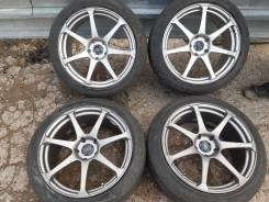 AVS Model T7 8,9j/ bridgestone 225/45/18