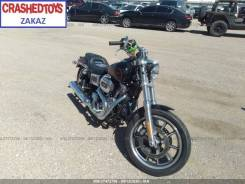 Harley-Davidson Dyna Low Rider FXDL, 2017