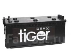 Аккумулятор Tiger 6СТ-190.4 190Ач 1200А (РМРС)