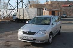 Аренда авто под выкуп Corolla Fielder 2003г-700р/сутки