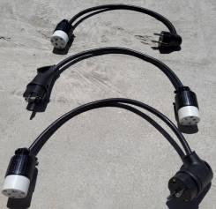 Зарядное устройство, кабель переходник Nissan Leaf Prius Outlander