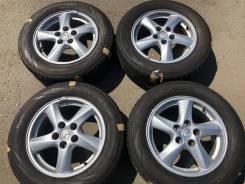 Оригинальные литые диски Mazda R16