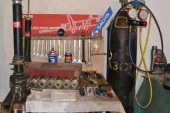 Восстановление амортизаторов , закачка азотом