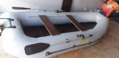 Резиновая лодка+мотор