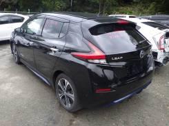 Бампер Nissan LEAF, задний