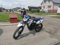 Irbis TTR 250, 2015