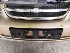 Решетка радиатора Chevrolet Lacetti 2007 год
