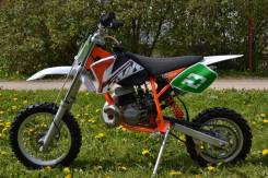 KTM 50 SX, 2007