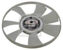 Вискомуфта вентилятора с крыльчаткой d=420 7 лопастей MB Sprinter